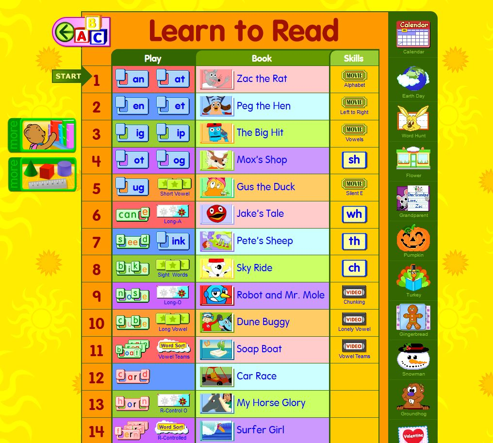 learn to read2