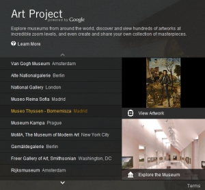 Art Project (by Google)