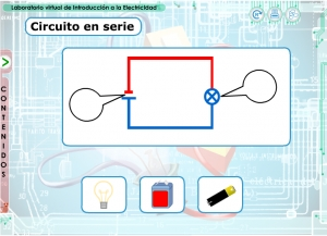Laboratorio Virtual de Introduccion a la electricidad
